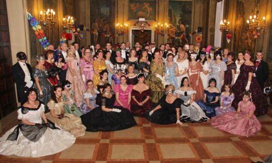 Picture Gallery of the Societa di Danza  extra