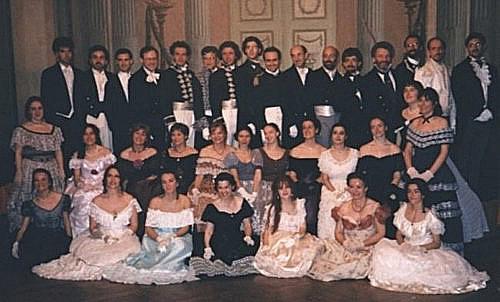 Album Fotografico della Societa di Danza  extra