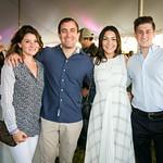 Brooke Baldinger, Ben Wolfert, Sarah Passick, Aaron Baldinger