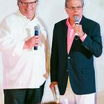Chef David Burke, Dr. Samuel Waxman