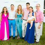 Maria Fishel, Kenneth Fishel, Melissa Fishel, Bradley Fishel