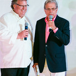 Chef David Burke, Dr. Samuel Waxman