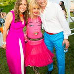 Maria Fishel, Betsey Johnson, Kenneth Fishel