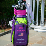 Kris Tamulis' Golf Bag