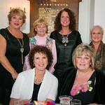 Victoria Moran, Lisa King, Tricia Kaplan, Donna Piro, Donna Romano, Lynnwood Bohm