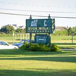 Duck Walk Vineyards Sign