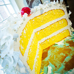 Coconut Cake by Peter Anton