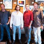 Shane Dyckman, Adam Rosante, Ray Rogers, Frank Trentacoste