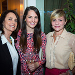 Helen Cleland, Kara Croteau, Eliza Gatfield