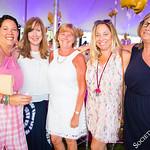 Juliette Logie, Shelia Flynn, Liz Bulanowski, Melissa Mahoney, Patricia Molloy