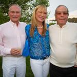 Billy Walters, Claudia Walters, Leslie Alexander