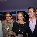 Chef Geoffrey Zakarian, Fern Mallis, Katie Couric, Dr. Howard Sobel, Gayle Sobel