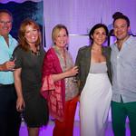 Christine Weinberg, Kim Weinberg, Ann Ciardullo, Linda Ciardullo, Nathan Grimshaw