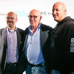 Marty Katz, Terry George, Jake Katz