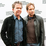 Timothy Hutton, David Duchovny