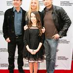 Timothy Hutton, Hope Davis, Olivia Steele Falconer, David Duchovny