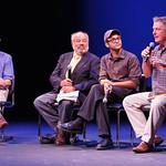 Andrew Revkin, Karl Grossman, Josh Fox, Alec Baldwin
