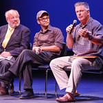 Karl Grossman, Josh Fox, Alec Baldwin
