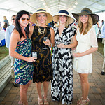 Amy Hill, Laura Troffa, Christine Price, Kelly Ayers