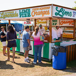 Lime Fizz Stand