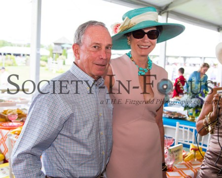 Mayor Michael Bloomberg, Diana Taylor