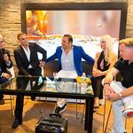 Rick Friedman, Chase Backer, John Mahdessian, Tracy Stern, Stephen Fanuka