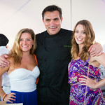Kember Greco, Chef Todd English, Brittany Lehenbauer