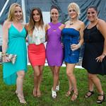 Christine Hogan, Linda Gjelaj, Abigail Gibavic, Jen Mitchell, Kara Venner