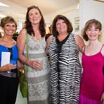 Irene Camalich, Paula Wack, Elizabeth Scarisbrick, Suzanne Brodsky