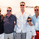 Richard Cohen, Don, Bob Stefania, Vincent Stefania, Jerry Pacella