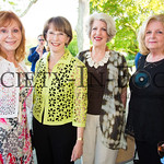 Pat McDonough, Flora Wilson, Jeane Pendery, Beverly Squibb