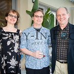 Patricia Maurides, Chris Siefert, Christopher French