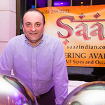 Sam Mohan - Saaz Indian Cuisine