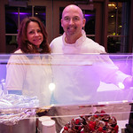 Anne Davis, Chef Keith Davis - Golden Pear Cafe