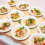The Seafood Shop Catering Co. - Shrimp & Mango Pok Pok