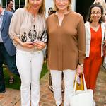 Martha Stewart and Guest