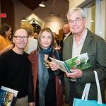 Steve Pearlbinder, Sandy Perlbinder, Russell Munson
