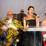 Chuck Close, Terrie Sultan, Patricia Birch