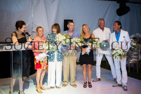 Terrie Sultan, Patricia Birch, Barbara Goldsmith, Paul Taylor, Taylor Barton-Smith, Tony Ingrao, Randy Kemper