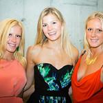 Rachel Stackow, Erica Dagum, Amy Quaranta