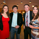 Ishwara Chrein, Jason Chrein, Chad Turnbull, Lorie Khatod