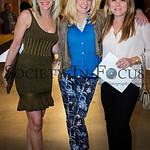 Bonnie Fuchs, Barbara Bank, Helene Creel