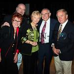 Rosemary Jente, Hubert Zepf, Elsie Hawkins, Walter von Thaden