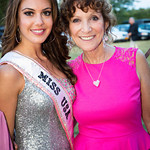 Miss USA Erin Brady, Julie Ratner