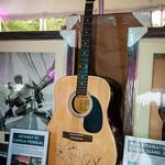 Dave Matthews Autographed Guitar