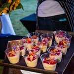Nick & Toni's Almond White Chocolate Mousse