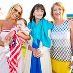 Stephanie Hessler, Peggy Hill, Melanie Wambold