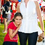 Diana DiMenna and daughter