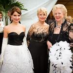 Jean Shafiroff, Nancy Stone, Jean Remmel FitzSimmon
