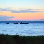 Grucci Fireworks Barge